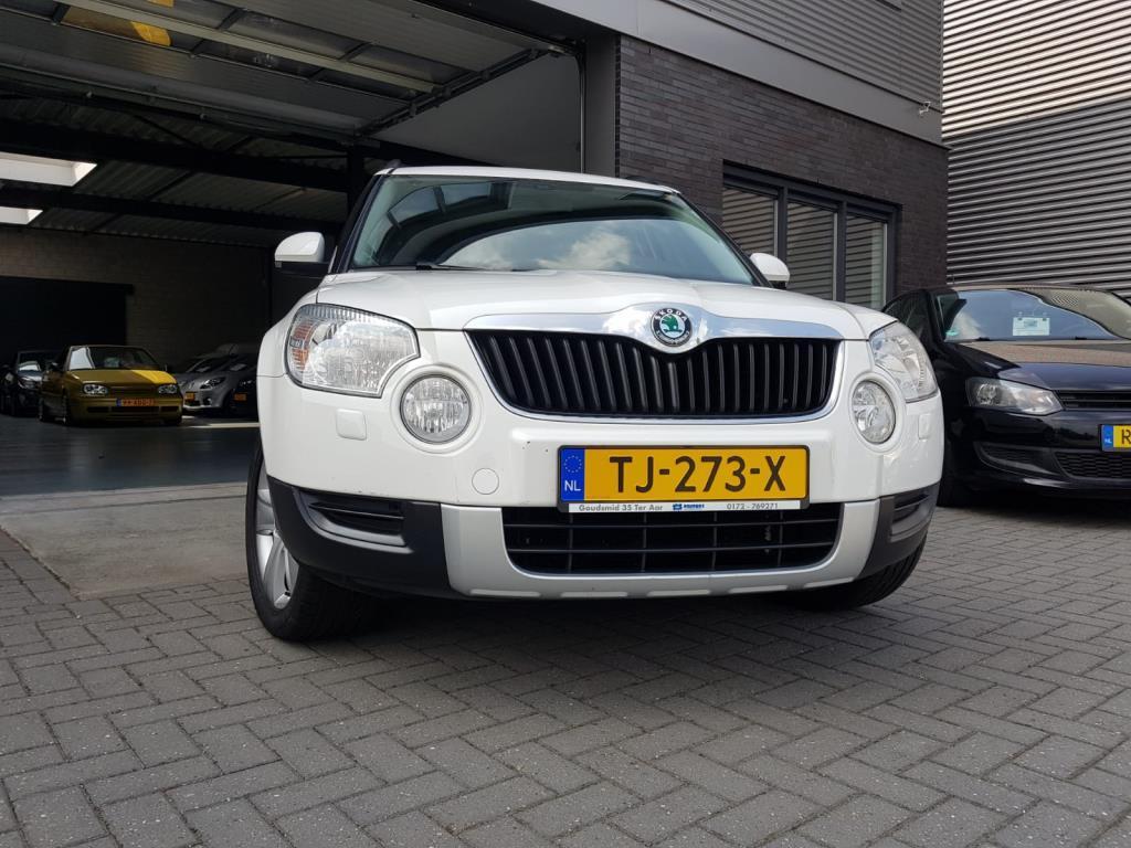 Skoda Yeti 12 Tsi Elegance Automotive Trade Center