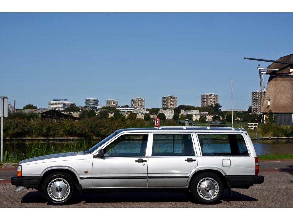 Volvo 740 23 Gle Overdrive Vintage Automotive Trade Center