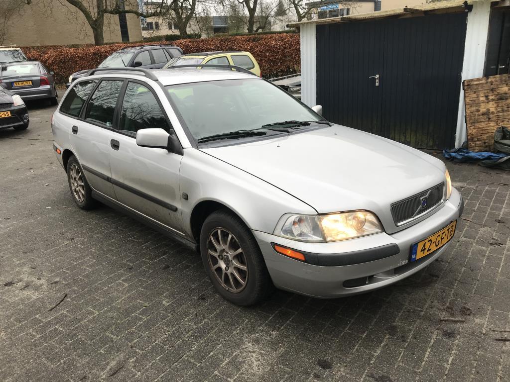 Volvo V40 18 Airco Elktr Ramen Cd Lm Velgen Automotive