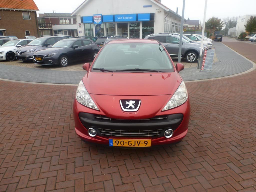 Peugeot 207 16hdi Xs Clima Aluvelgen Radiocd Cuisecontrol