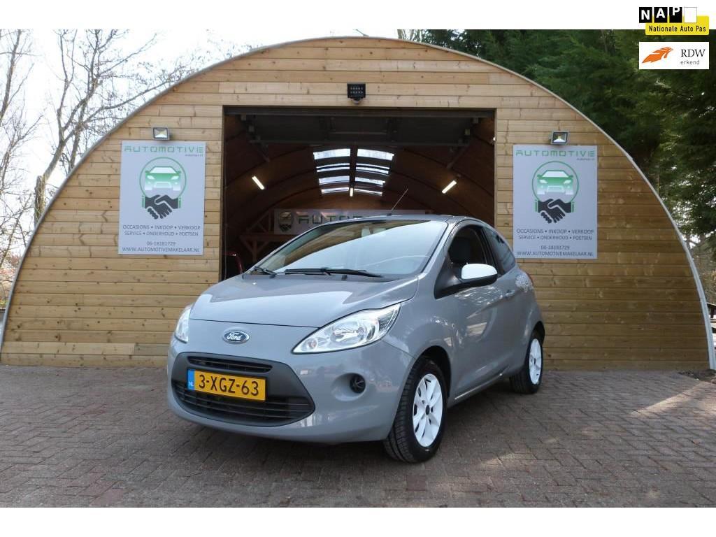 Ford Ka 12 Style Start Stop 44dkm Nap Dealer Onderhouden Lm