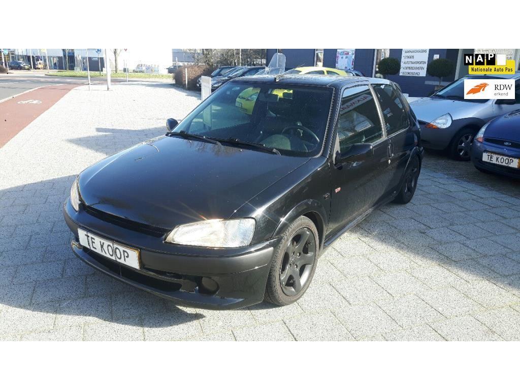 Peugeot 106 16 16v Gti Automotive Trade Center