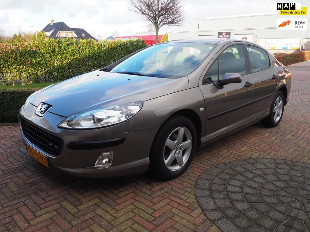 Peugeot 407 20 16v Xr Automotive Trade Center