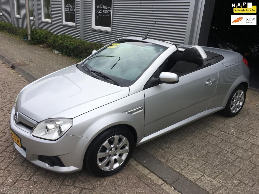 Opel Tigra Twintop 14 16v Sport Automotive Trade Center
