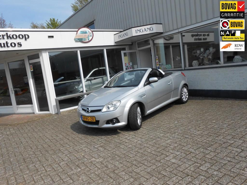 Opel Tigra Twintop 14 16v Cosmo Automotive Trade Center
