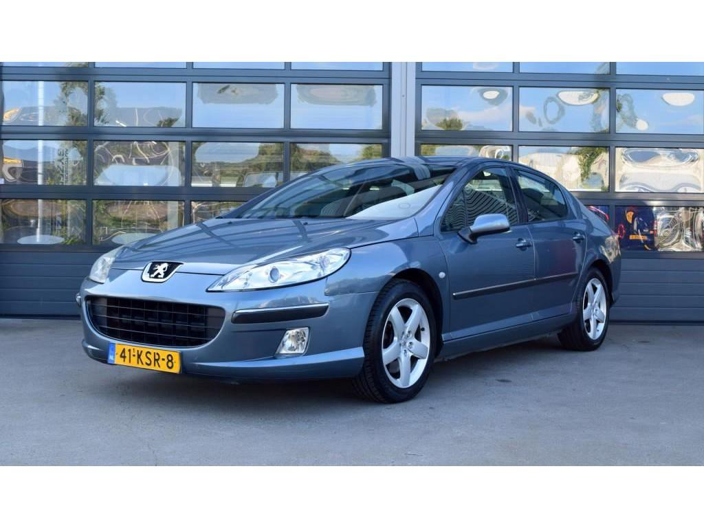 Peugeot 407 22 16v Xr Pack Automotive Trade Center