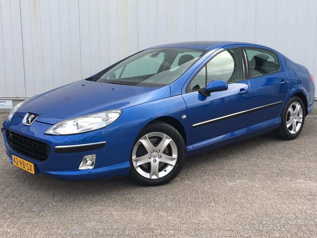 Peugeot 407 30 24v V6 Xs Pack Automotive Trade Center
