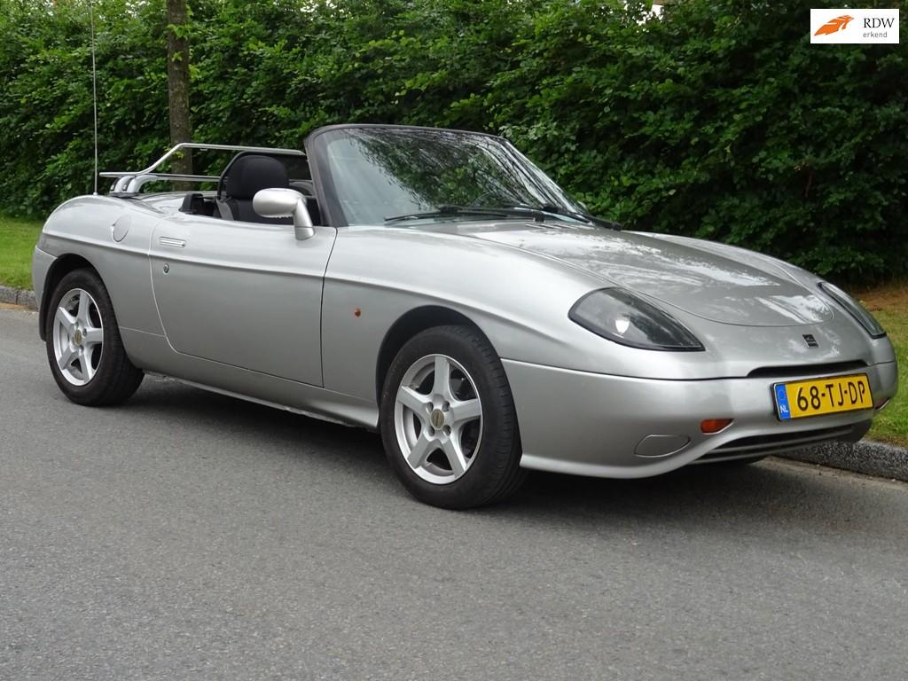Fiat Barchetta 18 16v Automotive Trade Center