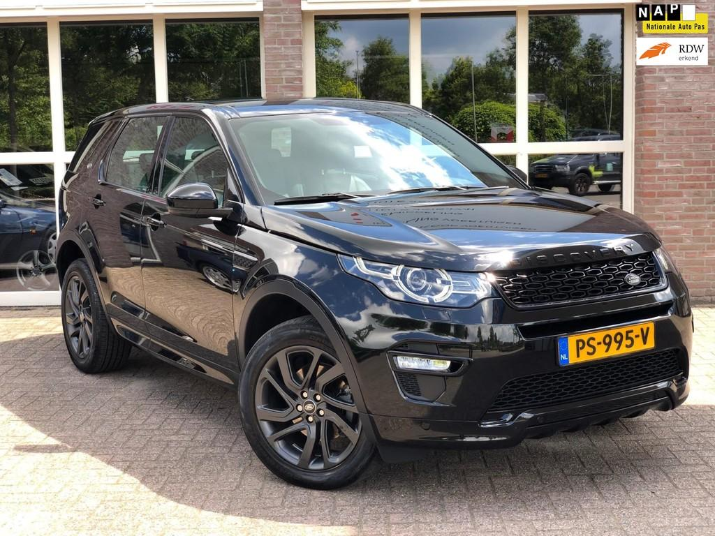 Land Rover Discovery Sport 20 Td4 Urban Series Se Dynamic