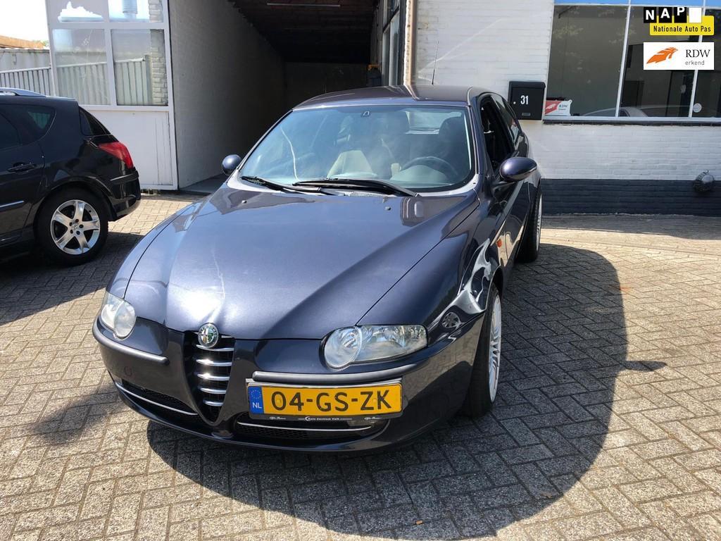 Alfa Romeo 147 16 Tspark Progression Nieuwe Apk Lm Vegen