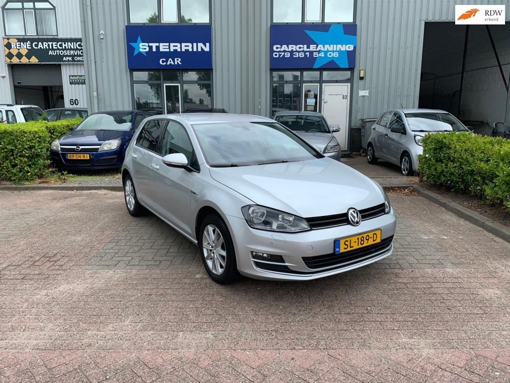 Volkswagen Golf 14 Tsi Business Edition R Connected Airco