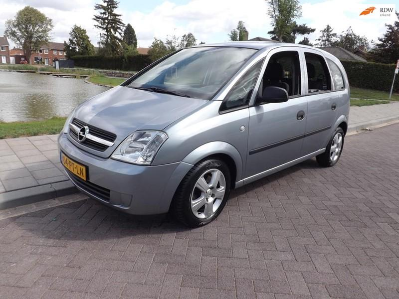 OPEL Meriva 1 7 DTi Maxx Cool - Automotive Trade Center