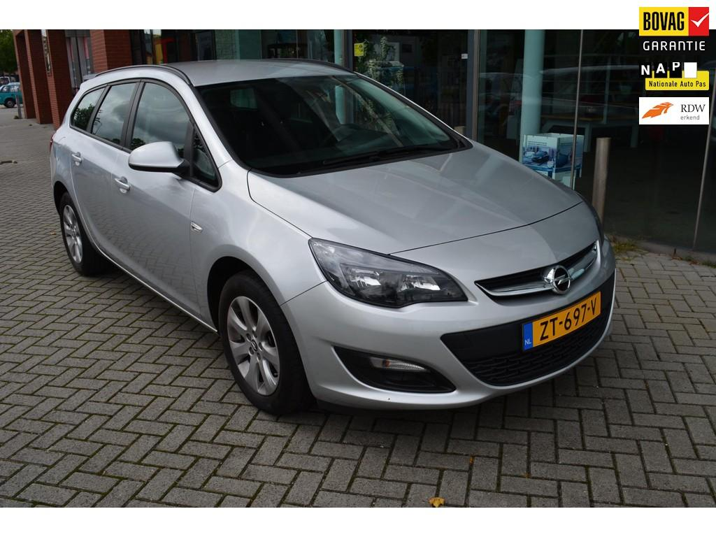 Opel Astra Sports Tourer 14 Turbo Blitz Automotive Trade