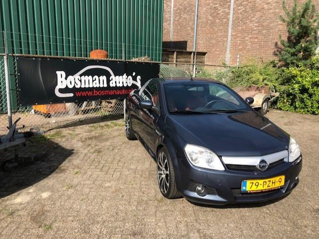 Opel Tigra Twintop 18 16v Rhythm Automotive Trade Center