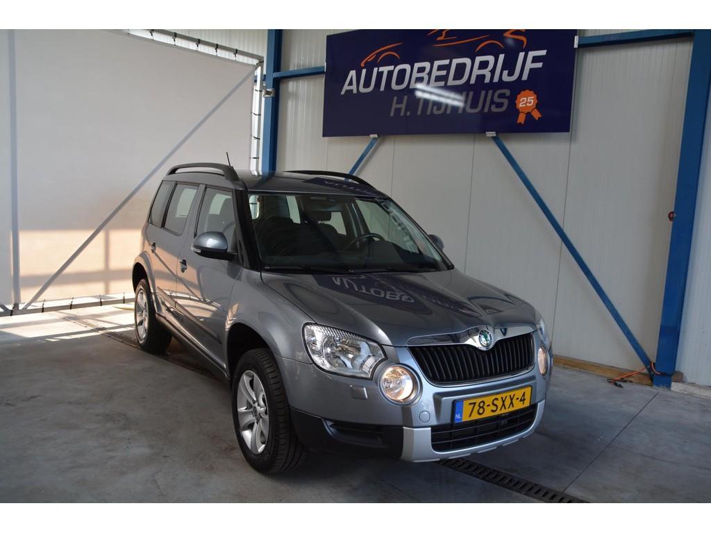 Skoda Yeti 18 Tsi Ambition 4x4 Automotive Trade Center