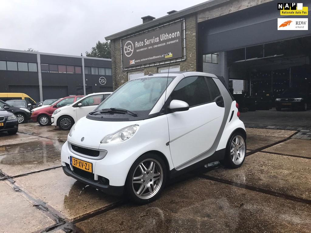 Smart Fortwo Coupé 10 Brabus Xclusive Automotive Trade Center