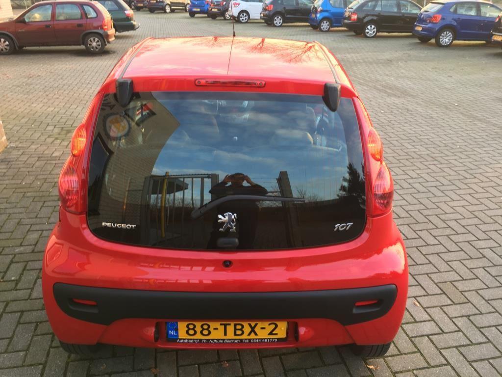 Peugeot 107 10 12v Xs Automotive Trade Center