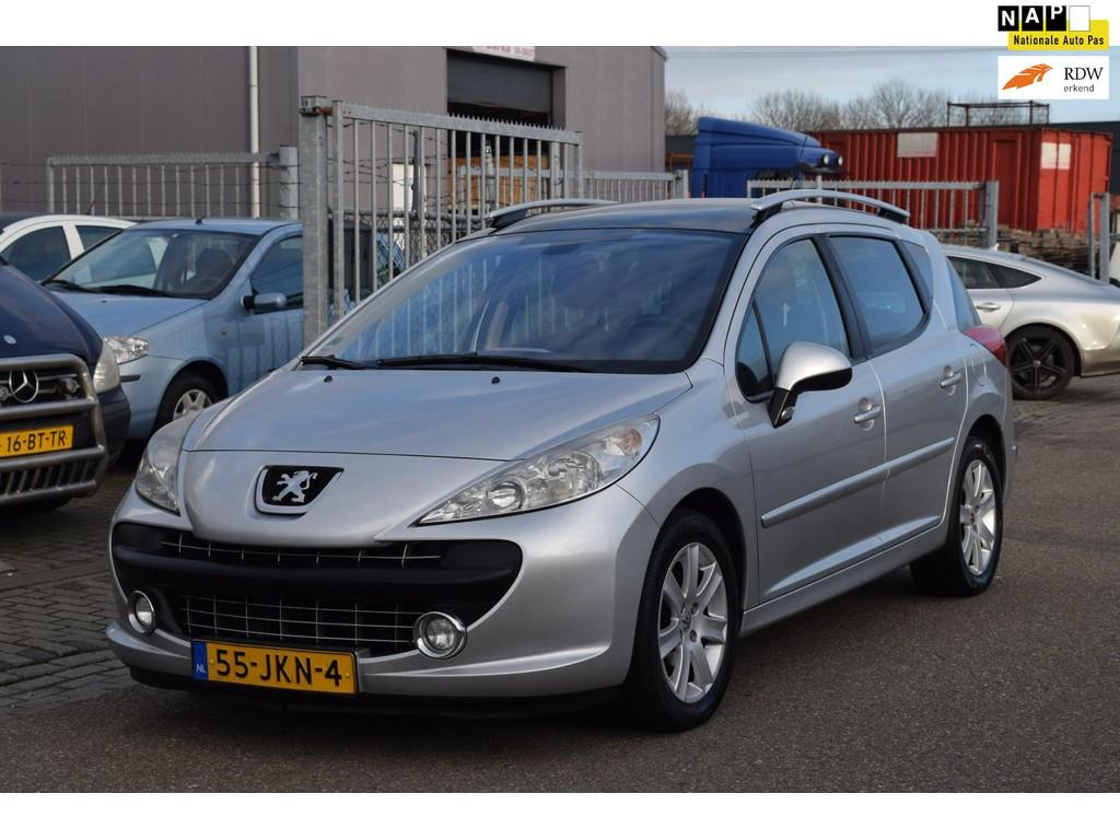 Peugeot 207 Sw 16 Hdif Xs Automotive Trade Center
