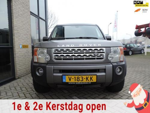 Land Rover Discovery 27 Tdv6 S Automotive Trade Center